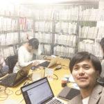ブログ勉強会&作業会の様子