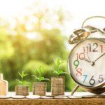 お金と時間を投資する